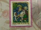 Exposition de timbres aux Sanctuaires N-D de Lourdes