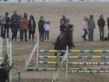 Jumping sur la plage de Caroual  ERQUY