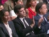 Discours de François Hollande à la convention d'investiture