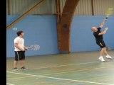 USSA Tennis St André sur Orne championnat senior 23 10 2011
