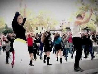 Flash Mob - Montélimar - Octobre 2011