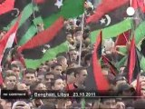 Libyans celebrate Liberation Day in Benghazi - no comment