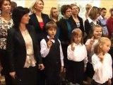 Ślubowanie pierwszoklasistów Szkoła Podstawowa Nr 1 w Ostrowi Mazowieckiej 2011