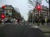 Fin de rénovation du Boulevard Barbès en 2006
