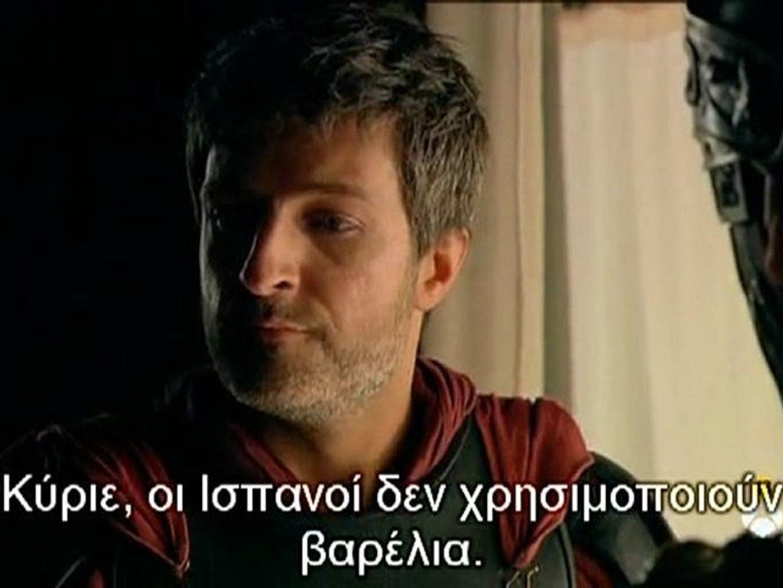Hispania La Leyenda Full Movie hispania, la leyenda. 1x03 part1/2 (greek)