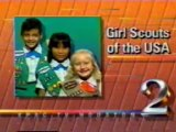 KPRC People's Court promo / ID (Girl Scouts) / Another World bumper
