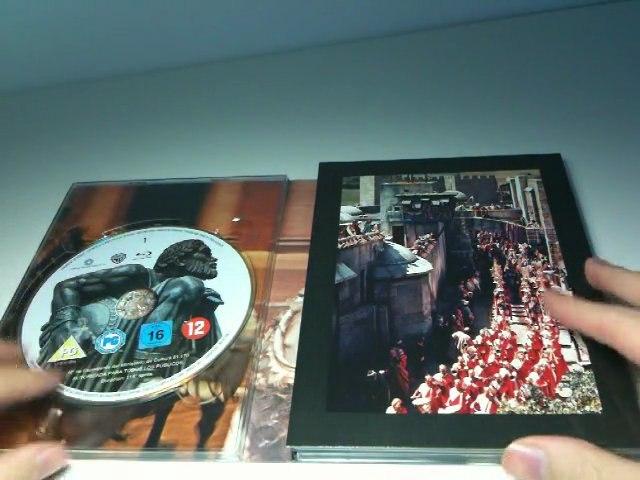Ben Hur - Edición Coleccionista Española Blu-ray (Unboxing)