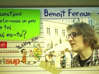 Festiblog 2011: Benoit Feroumont