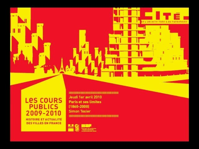 16. Paris, entre industrie et promenade : les canaux de 1850 à nos jours