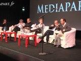 """Frédéric Lordon, rencontre avec les """"Economistes atterrés"""" organisée par Médiapart, Les métallos, Paris, 6 octobre 2011"""