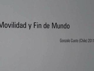Movilidad y Fin de Mundo de Gonzalo Cueto en ESCUELAB