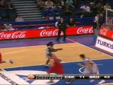 Highlights: CSKA Moscow-Brose