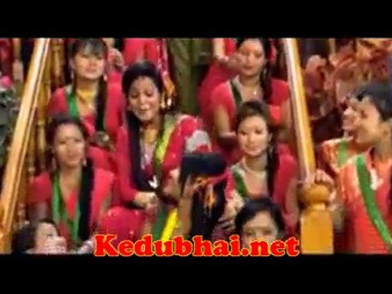 Pani Pani Kha Chhaina - Nepali Movie Andaj Full Song -Teej Song By Rekha Thapa In Movie Andaj
