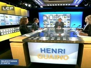Guaino sur la Libye et la Tunisie