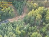 MUDSLIDES AND FLOODING: Destruction in Italy floods