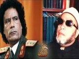 Gadafi KOUCHK ce que le stand Cheikh pour Kadhafi