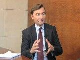 Dans le bureau du gérant... Edmond de Rothschild Asset Management (Anthony Penel)