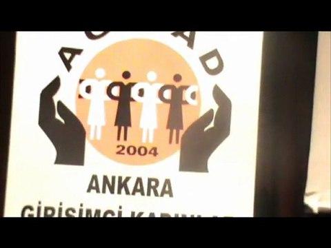 AGİKAD ANKARA (Ankara Girişimci Kadınlar Derneği) SEMİNERİ