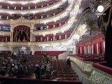 Bolşoy Tiyatrosu görücüye çıkıyor