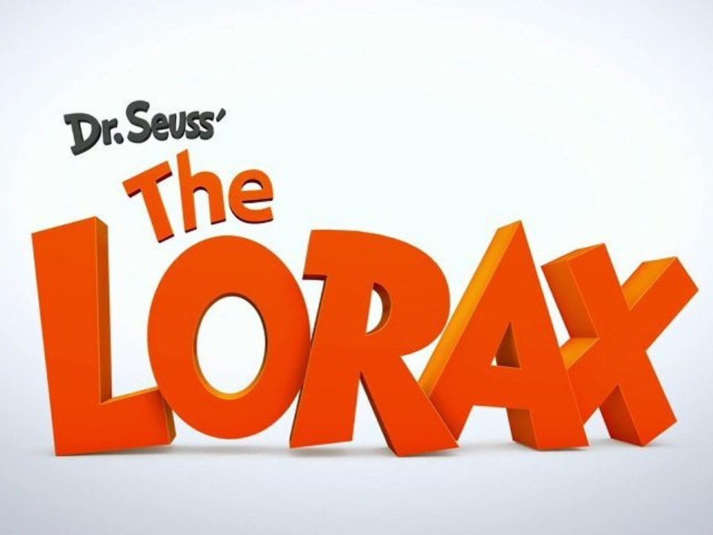 Dr. Seuss' The Lorax - Trailer / Bande-Annonce [VO|HD]