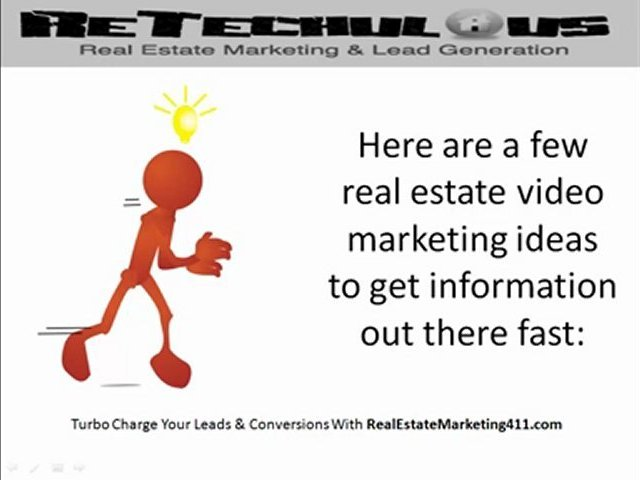 Real Estate Video Marketing Will Skyrocket Your Sales