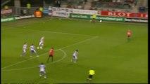 10/05/08 : Mickaël Pagis (54') : Rennes - Toulouse (2-1)