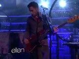 Coldplay Clocks [2011.10.17] Coldplay @ Ellen DeGeneres Show, Burbank, California, USA