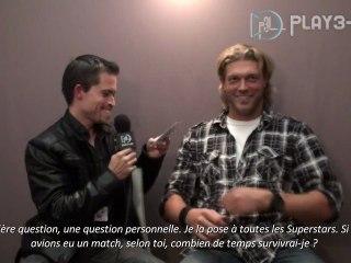 Interview d'Edge de WWE 12