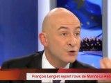 Crise / euro - François Lenglet partage l'avis de Marine Le Pen