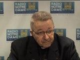 Entretien du Cardinal - Radio Notre Dame - 29/10/2011