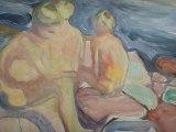 Edvard Munch prend ses quartiers au musée des Beaux-Arts de Caen