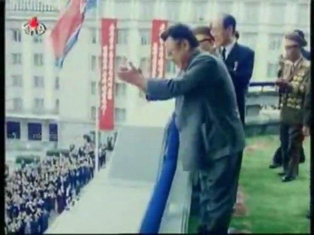 Vive le Général Kim Jong Il