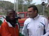 Course: des nigériens au Marseille-Cassis!