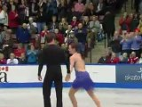Tessa Virtue & Scott Moir - 2011 Skate Canada - Short Dance
