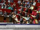 """Lapsus : Fillon et le """"gaz de shit"""""""