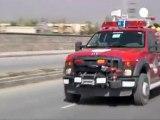 Taliban suicide bomber attacks NATO convoy
