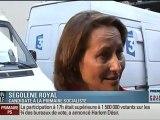 """Ségolène Royal : """"une victoire de la démocratie participative"""""""