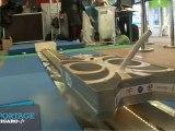 Le skate volant de Retour vers le futur réinventé par l'Université Paris VII