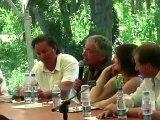 2- Table ronde sur l'écologie