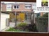 A vendre - maison - Auby (59950) - 6 pièces - 108m²