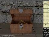 Mystery stone room escape walkthrough