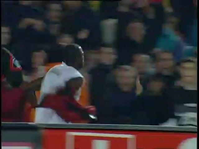 04/01/06 : John Utaka (69') : Nantes - Rennes (0-2)