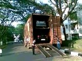 FIAT LINIYA CAR LOADING & LOADING BY C L S PACKERS & MOVERS JAMSHEDPUR