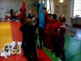 stage judo mini poussins poussins à Ennery toussaint 2011