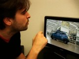 Critique de Pub - La Fiat 500 de Fernando Alonso (pilote ferrari)