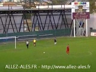 Coupe de France 2011/2012 - 6e T - Alès / Nîmes Olympique (2-2, 4-2 aux TAB)