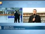 Air France : la grève va se durcir, assurent les syndicats