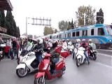 29 Ekim 2011 Cumhuriyet Bayramı Geleneksel Edirnekapı Şehitlik Ziyareti