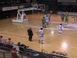 Challans - ADA Basket - QT4 - 5e journée de NM1 saison 2011-2012