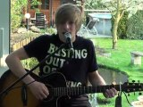 Free Fallin' - John Mayer, Tom Petty (Acoustic cover)